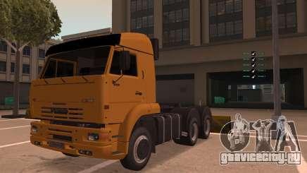 КамАЗ 260 Turbo для GTA San Andreas