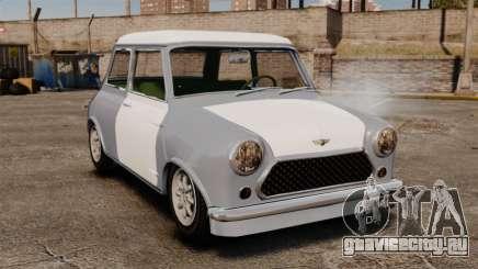 Mini Cooper S 1968 для GTA 4