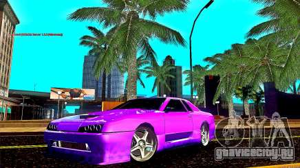 Elegy Drift Silvia для GTA San Andreas