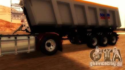 Полуприцеп Schmitz Cargo Bull для GTA San Andreas