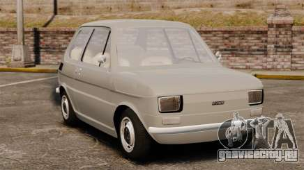 Fiat 126 v1.1 для GTA 4