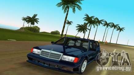 Mercedes-Benz 190E 1990 для GTA Vice City