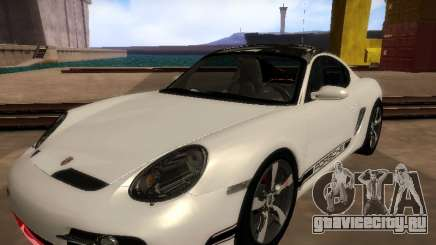 Porsche Cayman R 2007 для GTA San Andreas