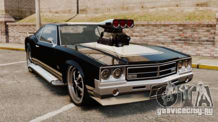 Sabre GT Muscle Version для GTA 4