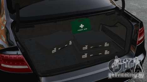Audi RS5 2011 v2.0 для GTA 4 вид сбоку