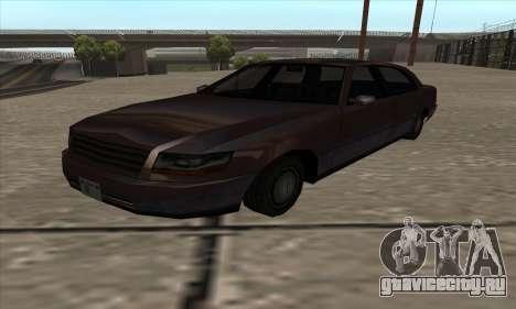 Washington из GTA 5 для GTA San Andreas
