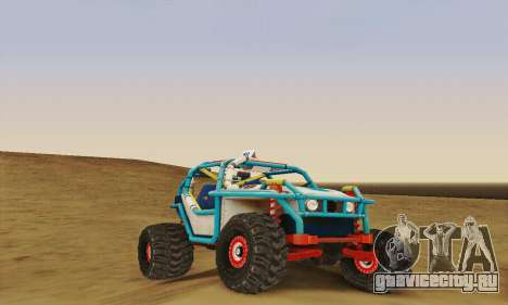 УАЗ Курсант для GTA San Andreas