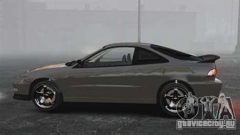 Acura Integra Type-R Domo Kun для GTA 4 вид слева