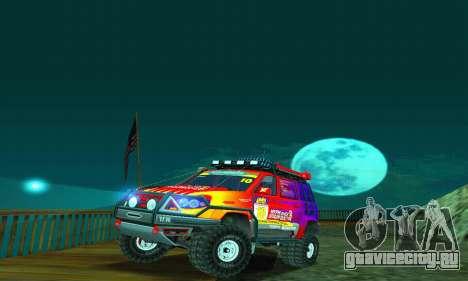 УАЗ Патриот Триал для GTA San Andreas