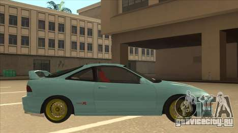Honda Integra JDM Version для GTA San Andreas вид слева