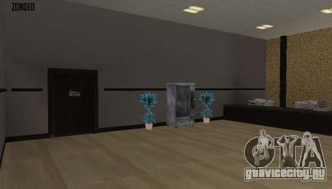 Ретекстур интерьера мэрии для GTA San Andreas восьмой скриншот