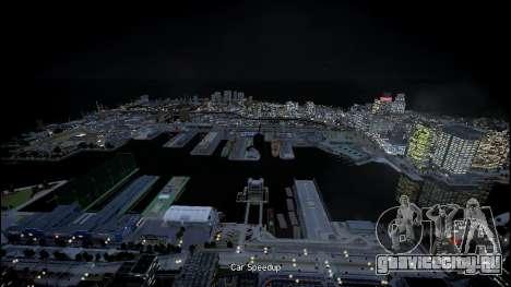 ENB realistic final 1.4 для GTA 4 пятый скриншот
