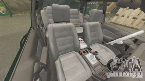 Mitsubishi Galant v2.0 для GTA 4 вид изнутри