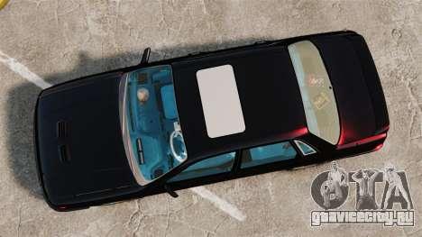 Mitsubishi Galant v2.0 для GTA 4 вид справа