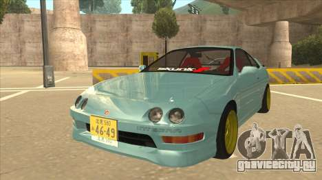 Honda Integra JDM Version для GTA San Andreas