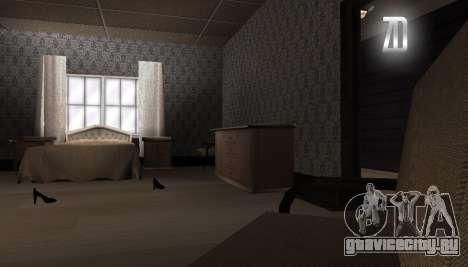 Ретекстур отеля Джефферсон для GTA San Andreas четвёртый скриншот