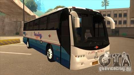 Husky Tours 2288 для GTA San Andreas вид слева