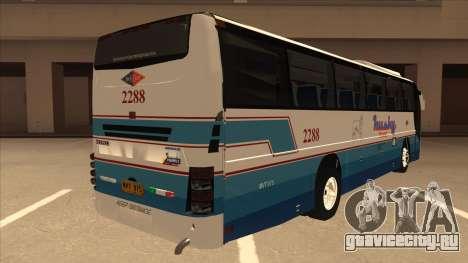 Husky Tours 2288 для GTA San Andreas вид справа