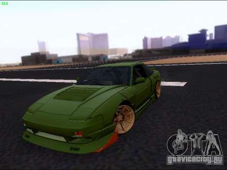 Nissan 180sx Takahiro Kiato для GTA San Andreas