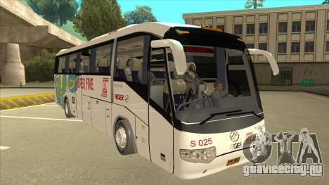 Higer KLQ6129QE - Super Five Transport S 025 для GTA San Andreas вид слева