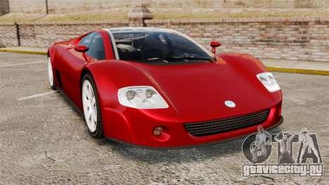 Volkswagen W12 Nardo 2001 [EPM] для GTA 4
