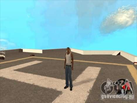 Переключение между героями как в GTA V 2.0 для GTA San Andreas второй скриншот