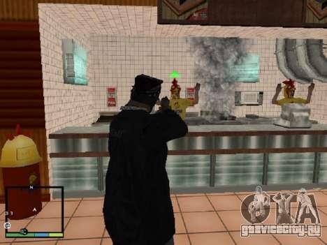 Система ограблений v1.0 для GTA San Andreas четвёртый скриншот
