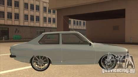 Dacia 1310 Sport Tuning для GTA San Andreas вид сзади слева