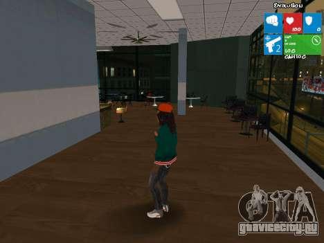 Новая Каталина для GTA San Andreas второй скриншот