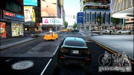 ENB realistic final 1.4 для GTA 4 второй скриншот