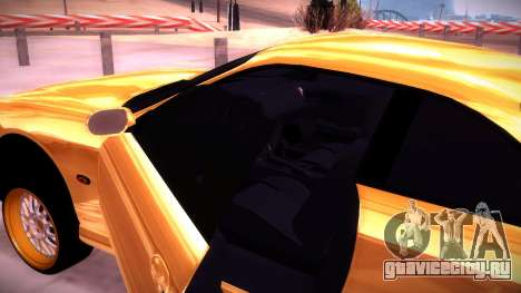 Nissan Silvia S14 для GTA San Andreas вид сбоку