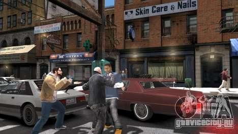 Franklin из GTA 5 для GTA 4 четвёртый скриншот