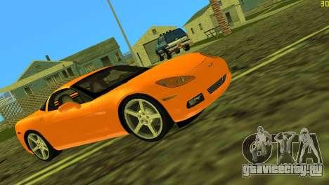Chevrolet Corvette C6 для GTA Vice City