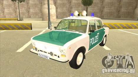 VAZ 21011 DDR police для GTA San Andreas