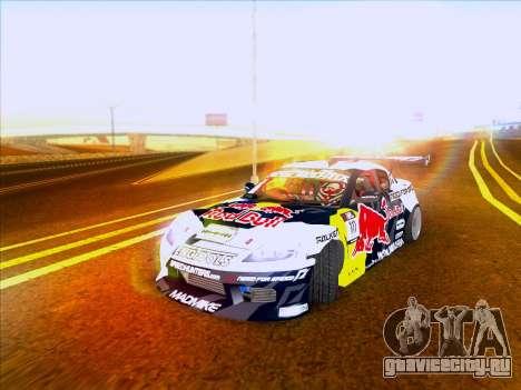 Mazda RX-8 NFS Team Mad Mike для GTA San Andreas вид слева