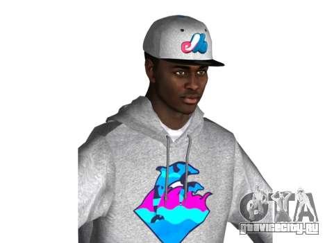 Raheem Sterling skin для GTA San Andreas второй скриншот