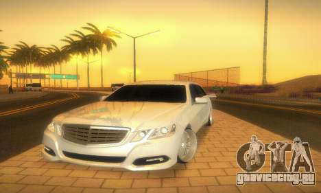 Mercedes-Benz E350 Wagon для GTA San Andreas