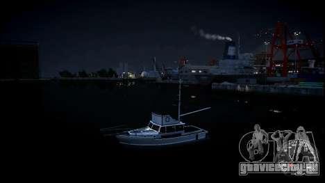 ENB realistic final 1.4 для GTA 4 четвёртый скриншот