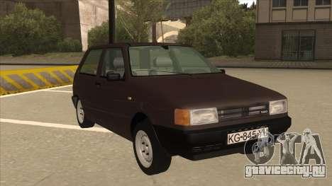 Yugo Uno 45 R 1994 для GTA San Andreas вид слева