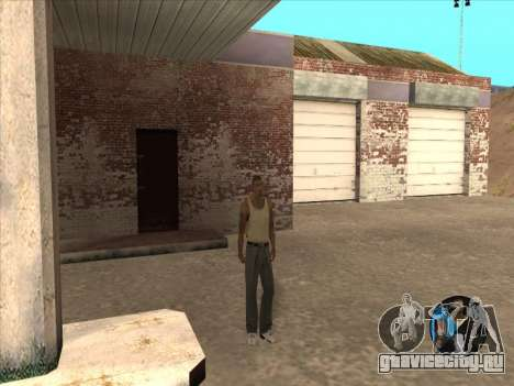 Переключение между героями как в GTA V 2.0 для GTA San Andreas четвёртый скриншот