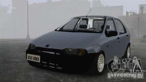 Fiat Palio EDX 1997 для GTA 4