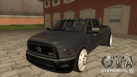 Dodge Ram Laramie Low для GTA San Andreas