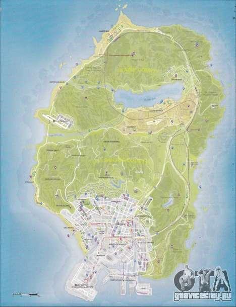 Grand Theft Auto V Signature Series Guide для GTA 5 шестой скриншот