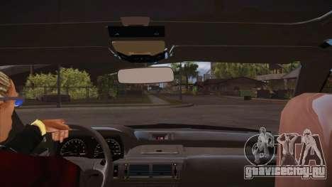 CLEO скрипт: вид из кабины для GTA San Andreas третий скриншот