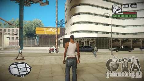 GTA HD mod 2.0 для GTA San Andreas второй скриншот