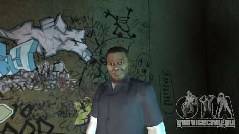 Franklin из GTA 5 для GTA 4 второй скриншот