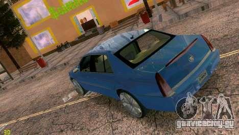 Caddy DTS DUB для GTA Vice City вид сбоку