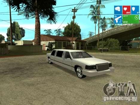 New Stretch для GTA San Andreas