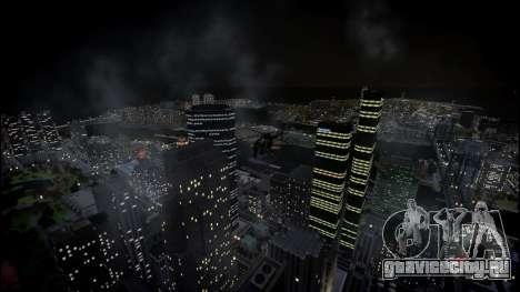 ENB realistic final 1.4 для GTA 4 седьмой скриншот