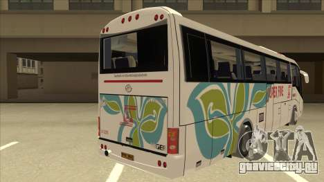Higer KLQ6129QE - Super Five Transport S 025 для GTA San Andreas вид справа